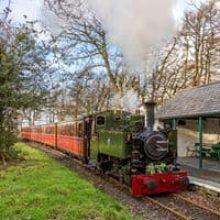 The Talyllyn Railway