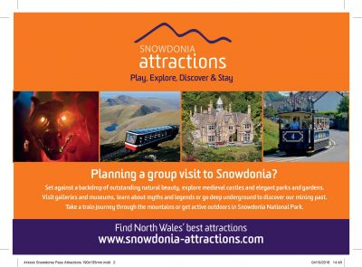 Snowdonia Attractions